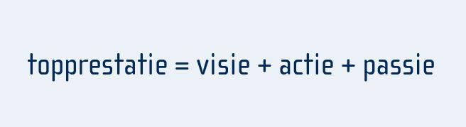 formule topprestatie